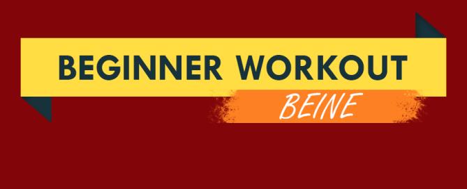 beginner-workout-beine