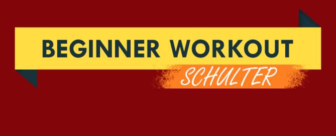 beginner-workout-schulter