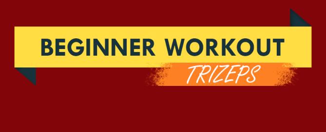 beginner-workout-trizeps