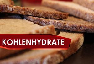 Wofür sind Kohlenhydrate gut?