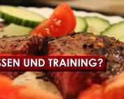 Ernaehrung Muskelaufbau: Was vor, waehrend und nach dem Training essen?