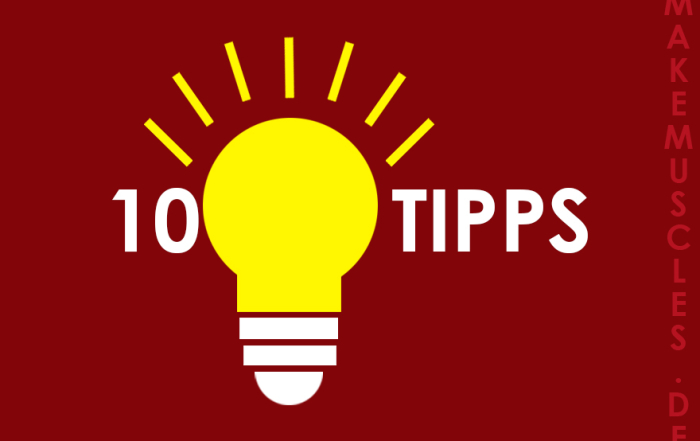 Diese 10 Tipps helfen dir dabei deine Ziele beim Sport zu erreichen-gluehbirne-light-bulb