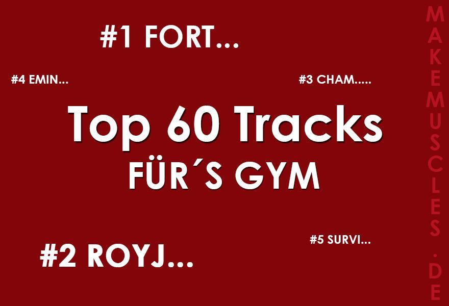 die 60 besten fitness tracks f r s gym 2015 make muscles. Black Bedroom Furniture Sets. Home Design Ideas