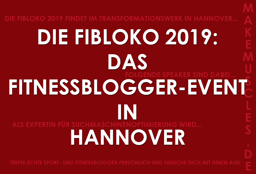 Das Fitnessblogger-Event in Hannover